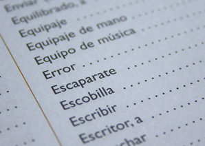 Interpreter resume objective
