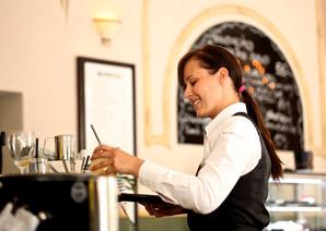 Waitress resume objective