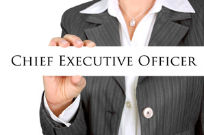 Chief executive officer resume objective