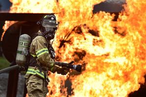 Firefighter resume objective