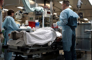Emergency room nurse resume objective statement.